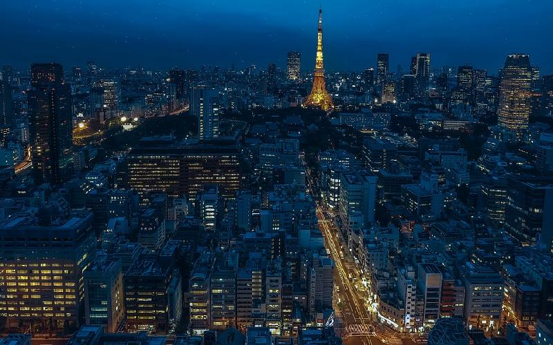Visit the city of growth: Tokyo