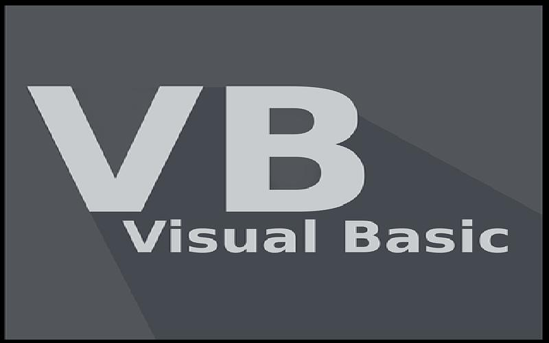 Visual Basic - The Importance of Visual Basic programming Language