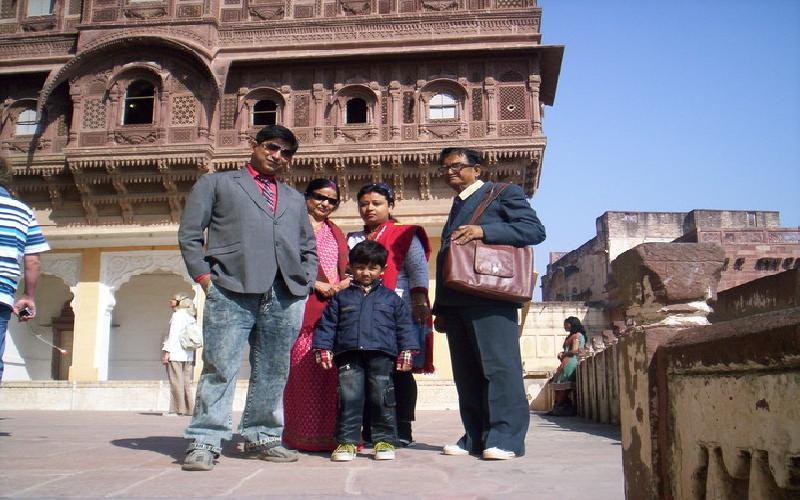 Mehrangarh Fort in Jodhpur - the Best Fort of Rajasthan