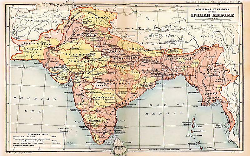 What if India had not been divided in 1947