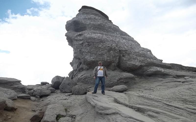 Exploring Romania: The Bucegi Plateau