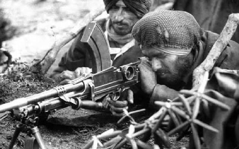 The History of India-China War