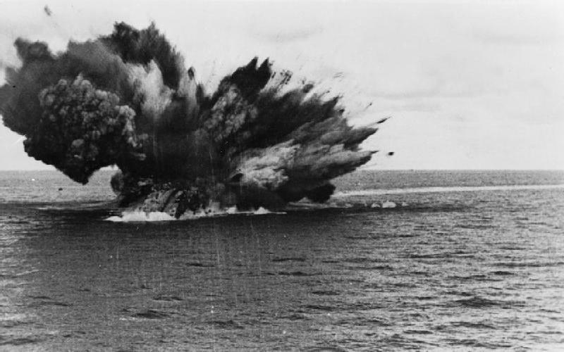 The Loss of HMS Barham in November 1941