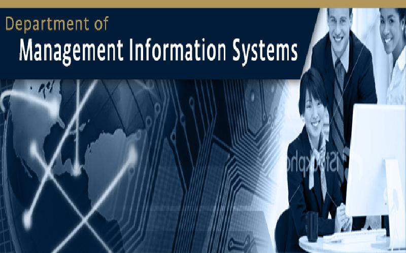 Management Information Systems - Need and Importance of (MIS)