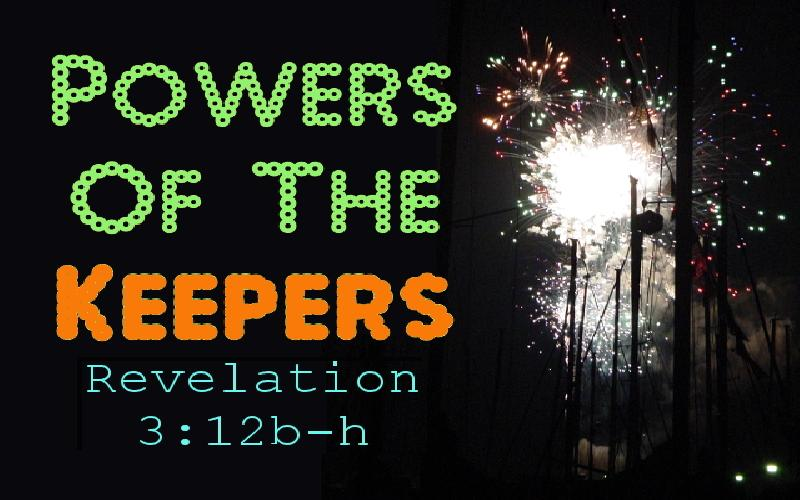 Powers Of The Keepers