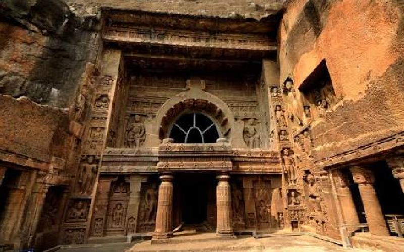 The 3 Major Cave Temples in India
