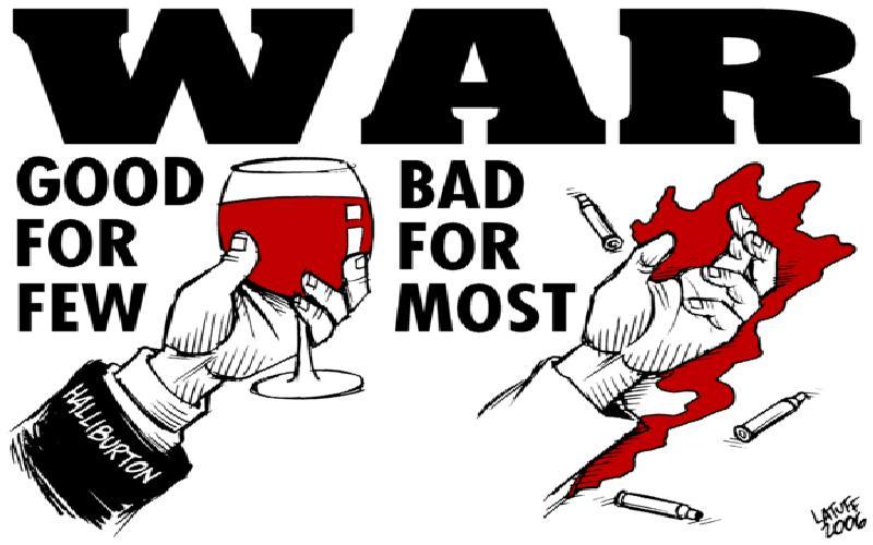 Who Wants Wars ?