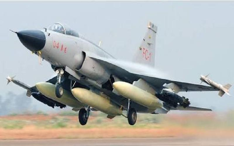 Indian fighter Tejas is piloted by US Air Force Chief