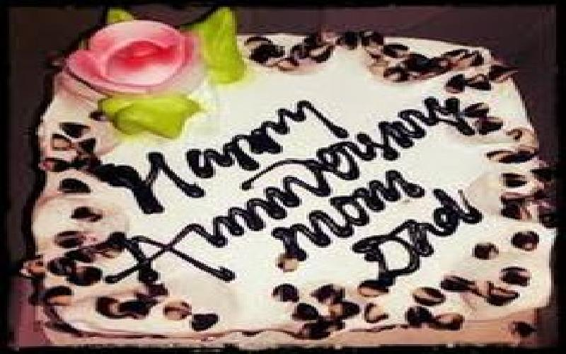 Happy Anniversary Wishes To Mom And Dad From Daughter