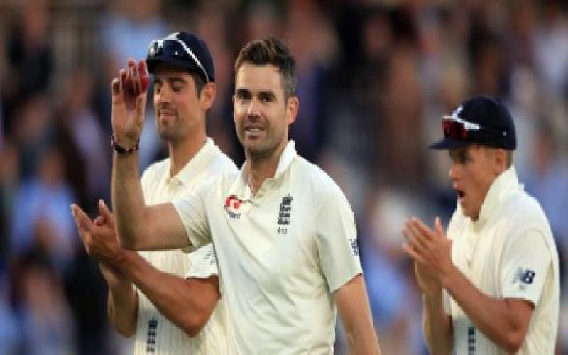Review of Lords test: Advantage England as they Beat India
