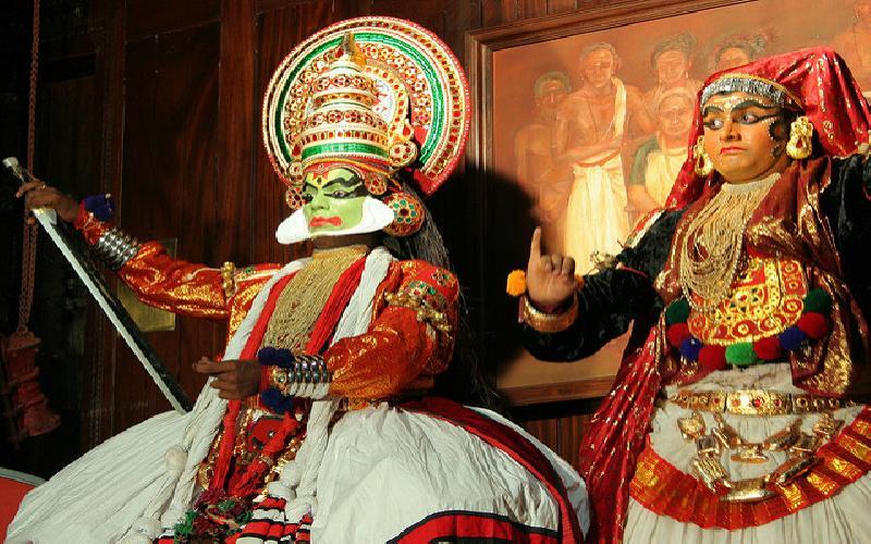 Important Performing Arts of Kerala