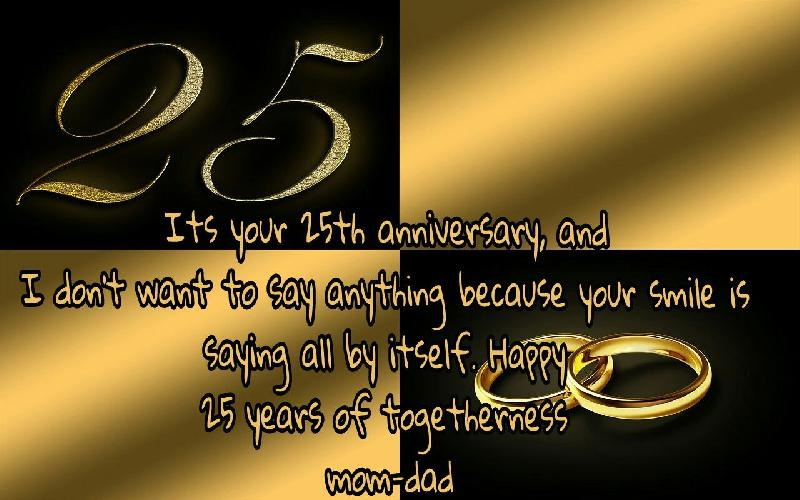 Th wedding anniversary wishes for parents samplemessages