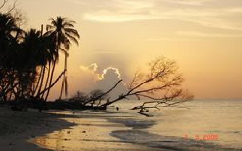 Visiting Car Nicobar Island in the Andaman Archipelago