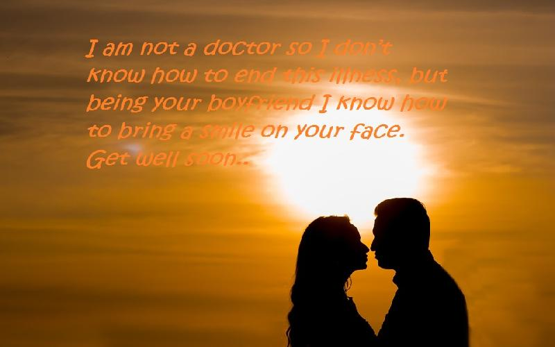 Get Well Soon Messages, Quotes and Notes for Girlfriend