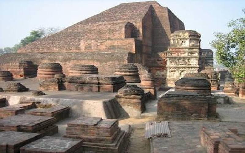 A Brief History of Nalanda University