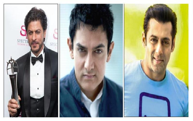 The 3 Khans of Mumbai Films may be the Last of their Breed