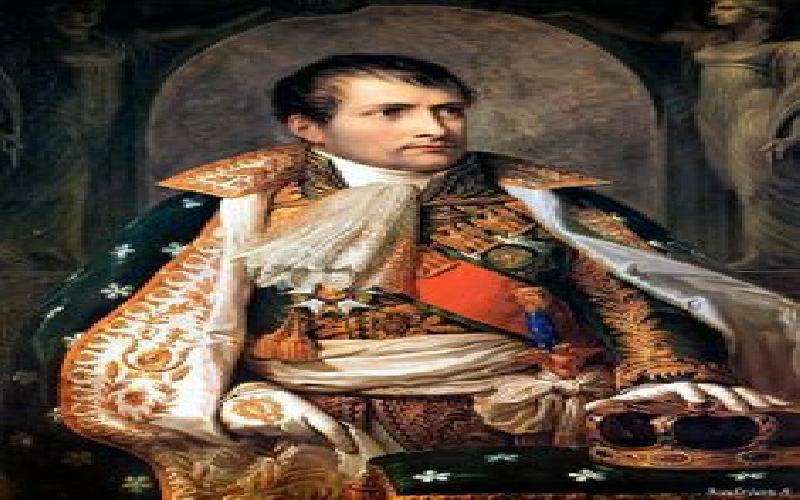Napoleon Bonaparte- The Great War Hero