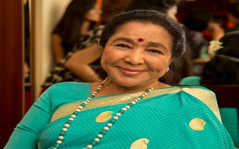 400 Melodious Hit Songs of Asha Bhosle