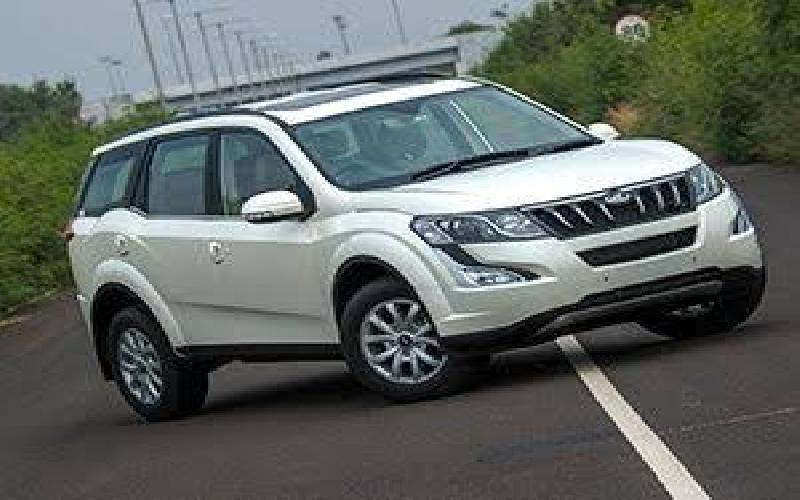 The XUV 500 is Getting a Facelift to Face the Challenge of the Jeep Compass