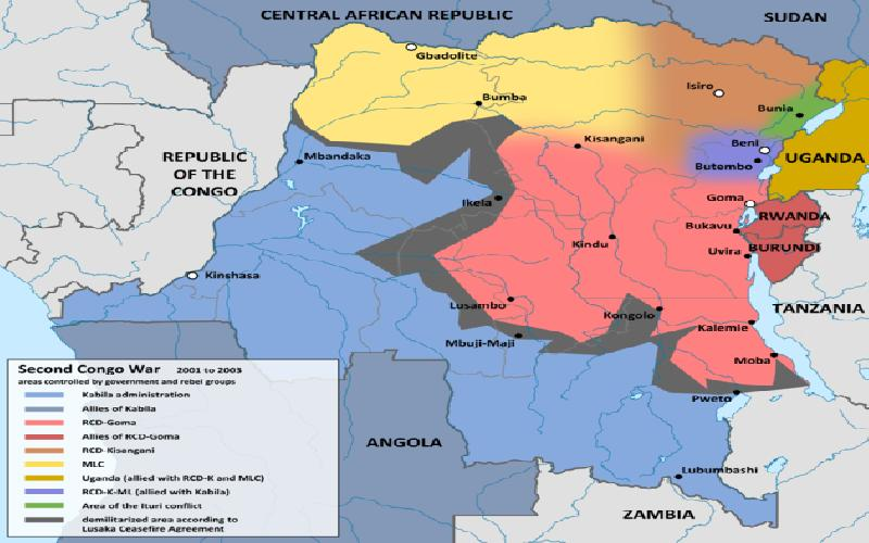 Obstacles to Obtaining Sustainable Peace in Congo