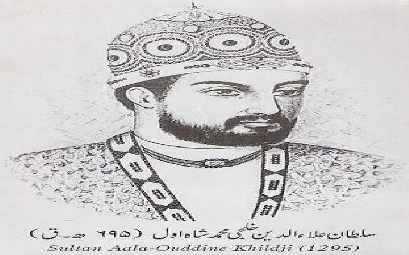 Muslim Dynasties in India Before Mughals