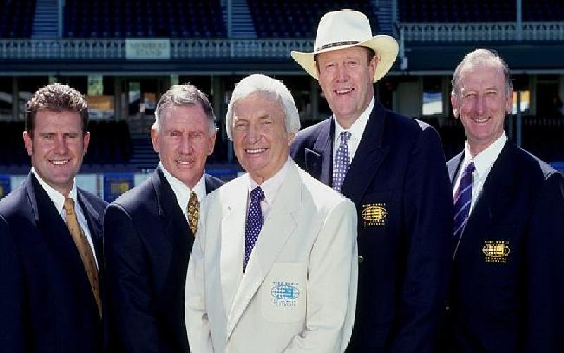 Richie Benaud is considered one of the best test captains of all times.