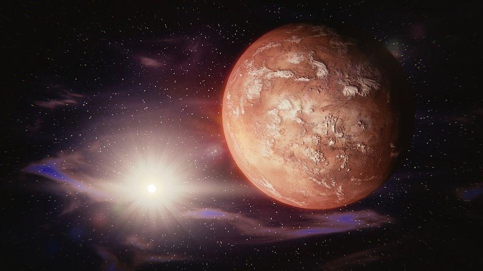 Mars in vedic astrology - Astrology Blog